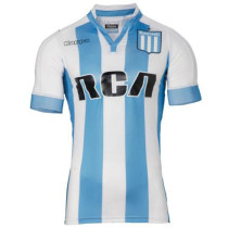 Racing Club 2017-2018 Home Soccer Jersey camiseta de Futbol AAA Thailand Quality Wholesale online store discount Cheap Football shirt free shipping