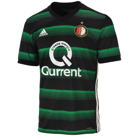 Feyenoord 2017-2018 Away Soccer Jersey AAA Thailand Quality Cheap Discount Football Shirt Wholesale Online Free Shipping