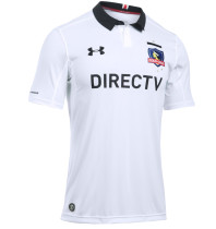 Colo-Colo 2017-2018 Home Soccer Jersey camiseta de Futbol AAA Thailand Quality Cheap Discount football shirts thai version wholesale online store free shipping
