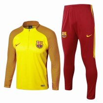 Barcelona 17-18 Tracksuit Top With Pant BS1781501