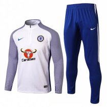 Chelsea 17-18 Tracksuit Top With Pant CHX1781503