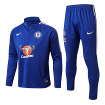 Chelsea 17-18 Tracksuit Top With Pant CHX1781502