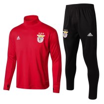 Benfica 17-18 Tracksuit Top With Pant BFK1781501