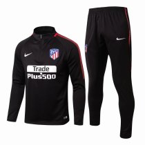 Atletico Madrid 17-18 Tracksuit Top With Pant BR1781503