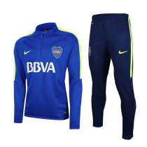 Boca Juniors AC Milan 17-18 Tracksuit Top With Pant BK1781501