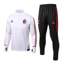 AC Milan 17-18 Tracksuit Top With Pant AC1781502