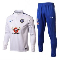 Chelsea 17-18 Tracksuit Top With Pant CHX1781501