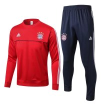 Bayern Munich 17-18 Tracksuit Top With Pant BR1781502