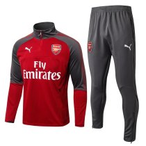 Arsenal 17-18 Tracksuit Top With Pant ASN1781505