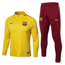 Barcelona 17-18 Tracksuit Top With Pant BS1781502