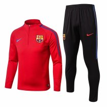 Barcelona 17-18 Tracksuit Top With Pant BS1781505