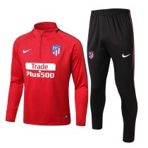 Atletico Madrid 17-18 Tracksuit Top With Pant BR1781501