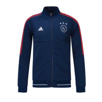 Ajax 17-18 New N98 Dark Blue Color Jacket AAA Thai Quality top Coat