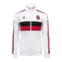 AC Milan 17-18 New N98 White Color Jacket AAA Thai Quality top Coat