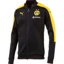 Dortmund  17-18 New N98 Black 2 Color Jacket AAA Thai Quality top Coat