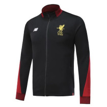 Liverpool 17-18 New N98 Black Color Jacket AAA Thai Quality top Coat