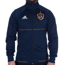 LA Galaxy 17-18 New N98 Dark Blue Color Jacket AAA Thai Quality top Coat