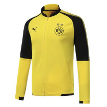 Dortmund  17-18 New N98 Yellow Color Jacket AAA Thai Quality top Coat