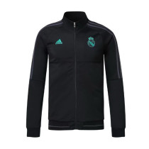 Real Madrid 17-18 New N98 Black 2Color Jacket AAA Thai Quality top Coat