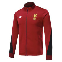 Liverpool 17-18 New N98 Red Color Jacket AAA Thai Quality top Coat