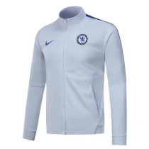 Chelsea 17-18 New N98 White Color Jacket AAA Thai Quality top Coat
