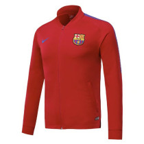 Barcelona 17-18 New N98 Red Color Jacket AAA Thai Quality top Coat