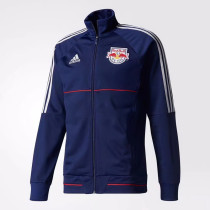 Red Bulls 17-18 New N98 Dark Blue Color Jacket AAA Thai Quality top Coat