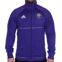 Orlando City 17-18 New N98 Purple Color Jacket AAA Thai Quality top Coat