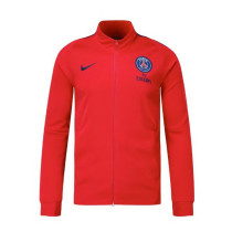 PSG 17-18 New N98 Red Color Jacket AAA Thai Quality top Coat