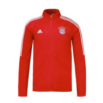 Bayern Munich 17-18 New N98 Red Color Jacket AAA Thai Quality top Coat