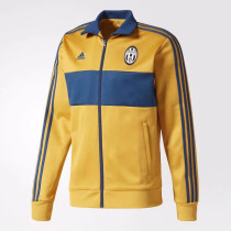 Juventus 17-18 New N98 Yellow Color Jacket AAA Thai Quality top Coat