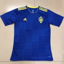 Sweden 2018 Away Soccer Jersey AAA Thailand Quality Discount Football Shirt wholesale online best thai quality shirts