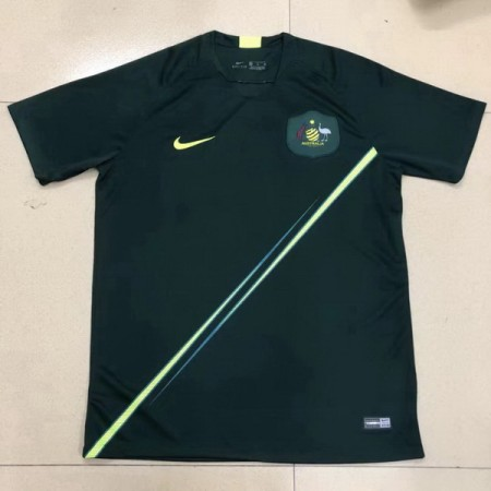 Australia 2018 World Cup Home Soccer Jersey AAA Thailand Quality Discount Football Shirt wholesale online best thai quality shirts