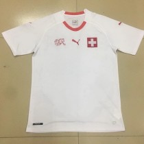 Switzerland 2018 Away Soccer Jersey AAA Thailand Quality Discount Football Shirt wholesale online best thai quality shirts