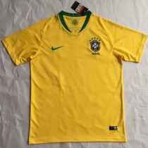 Brazil 2018 World Cup Home Soccer Jersey AAA Thailand Quality Discount Football Shirt wholesale online best thai quality shirts