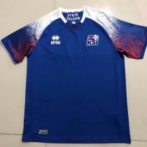 Iceland 2018 World Cup Home Soccer Jersey AAA Thailand Quality Discount Football Shirt wholesale online best thai quality shirts