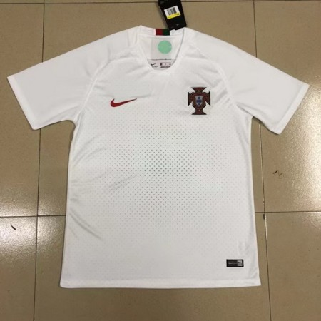 Portugal 2018 World Cup Away Soccer Jersey AAA Thailand Quality Discount Football Shirt wholesale online best thai quality shirts