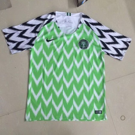 Nigeria 2018 World Cup Home Soccer Jersey AAA Thailand Quality Discount Football Shirt wholesale online best thai quality shirts