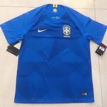Brazil 2018 World Cup Away Soccer Jersey AAA Thailand Quality Discount Football Shirt wholesale online best thai quality shirts