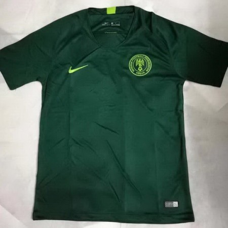 Nigeria 2018 World Cup Away Soccer Jersey AAA Thailand Quality Discount Football Shirt wholesale online best thai quality shirts