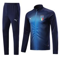 Italy 2018 World Cup Jacket With Pant Blue Training Suit Full Set aaa thai quality cheap discount coat wholesale online free shipping