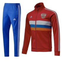 Russia 2018 World Cup Jacket With Pant Red Training Suit Full Set aaa thai quality cheap discount coat wholesale online free shipping