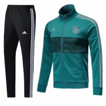 Germany 2018 World Cup Jacket With Pant Dark Green Training Suit Full Set aaa thai quality cheap discount coat wholesale online free shipping