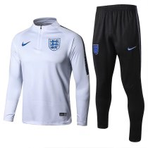 England 2018 World Cup Tracksuit White Coat With Pant Jacket aaa thai quality thai version best replica kits cheap discount sets