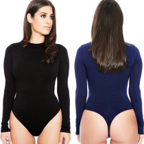 Long Sleeve Jumpsuit Sexy Ladies