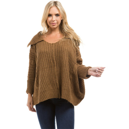 Thick Sweaters Women Pullover Knitted  Cashmere jumper