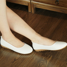 4 Colors Spring Autumn Women Hemp Shoes 2017 Fashion Slip on Casual Flat Shoes Soft Breatherable Message Peas Shoes Ladies Flats