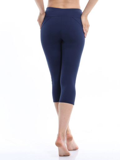 Sexy Mesh Running Quick Dry Women Fitness Yoga Leggings