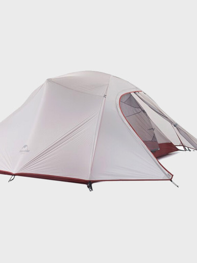 Outdoor Tent 3 Person 210T/ 20D Silicone Fabric Double-layer