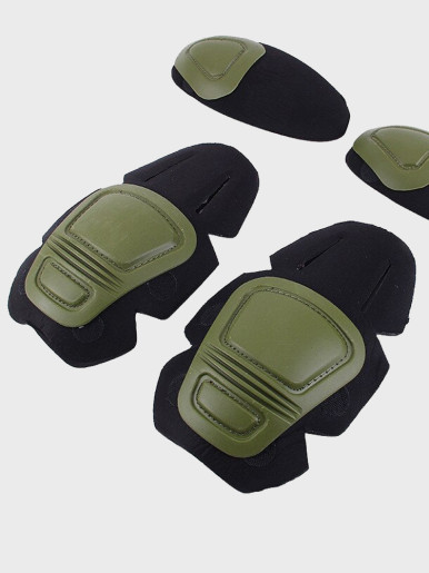 Tactical Knee Pad Elbow for Military Airsoft Uniform Suits Army
